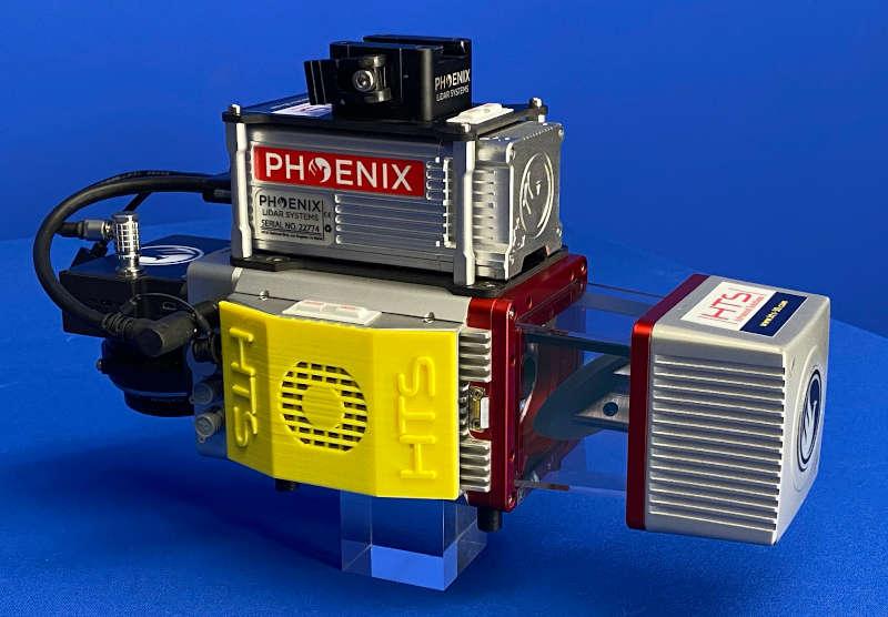 Phoenix MiniRanger Lite with Sony A6K Lite