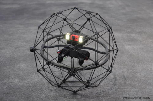 Flyability Elios - drone that inspects & explores indoor and confined spaces